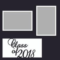 Class of 2018 - 12 x 12 Overlay