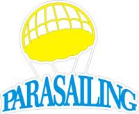 Parasailing  Laser Die Cut