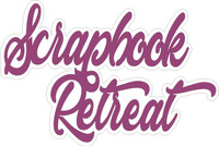 Scrapbook Retreat Laser Die Cut