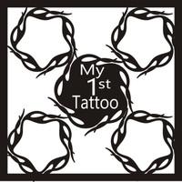 My 1 st Tattoo Pg 1 - 12 x 12 Scrapbook OL