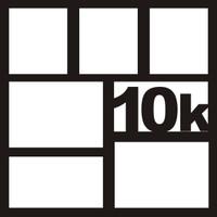 10K  - 12 x 12 Scrapbook Overlay