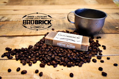 Coffee Scrub Bro Brick