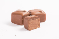 Milk Raspberry Chocolate Bites, 125 piece bulk bag