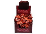 50 Count - Milk Orange Chocolate Bite Sized Truffles