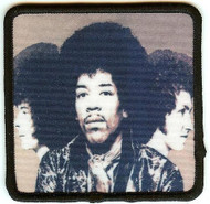 Jimi Hendrix Iron-On Patch Group