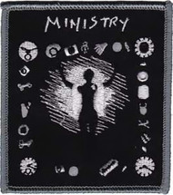Ministry Iron-On Patch Psalm 69 Logo