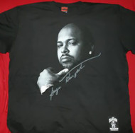 Suge Knight T-Shirt Rolex Photo Black Size 5XL