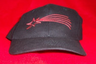 Counting Crows Hat Star Logo Black One Size Fits All