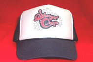 Sheryl Crow Mesh Trucker Hat Letters Logo One Size Fits All