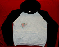 The Donnas Jersey Hoodie Sweatshirt Group Photo Size Small