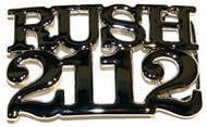Rush Metal Belt Buckle 2112 Logo