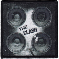 The Clash Iron-On Patch Speakers Logo