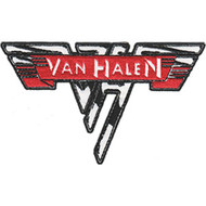 Van Halen Iron-On Patch Classic Logo