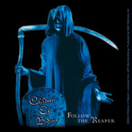 Children Of Bodom Vinyl Sticker Follow The Reaper Logo