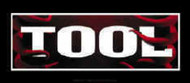 Tool Vinyl Sticker Rectangle Letters Logo