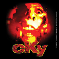 CKY Vinyl Sticker Face Logo Camp Kill Yourself