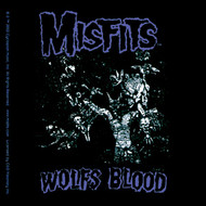Misfits Vinyl Sticker Wolfs Blood Logo
