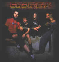 Static-X Vinyl Sticker Band Photo Logo