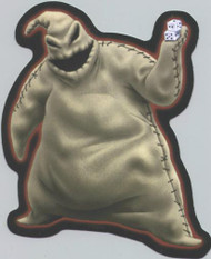 Nightmare Before Christmas Vinyl Sticker Oogie Boogie