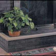 Standard Fireplace Hearth Pad