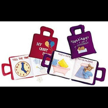 My Quiet Book and Lullaby and Goodnight Save $5.00!