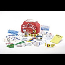 Medibag First-Aid Kit, 117 pcs.