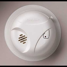 Long Life Smoke & Fire Detector