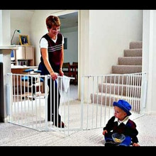 "Kidco Configure Baby Gate, Three 24"" Sections, Additional sections available"