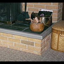 "Kid's Edge Hearth Guard Fits Hearths 45""- 92""W"