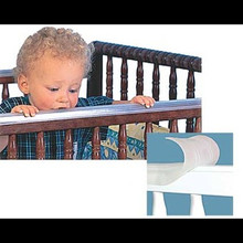 Gummi Crib Rail Cover