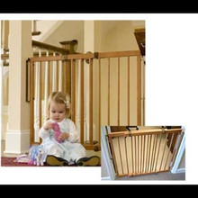 Cardinal Gates Wood Stairway Special Child Safety Gate