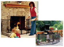 """24"""" Section for Kidco HearthGate Model #2700"""