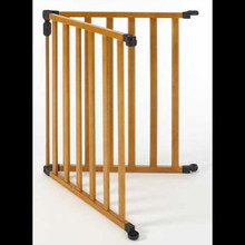 Wood Superyard/Extra Wide Safety Gate Extension Kit