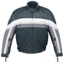 Waterproof Duratex 600D  Vented Armored Motorcycle Jacket CLOSEOUT
