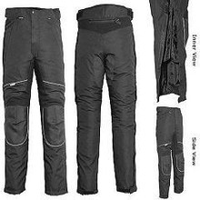 INSULATED WATERPROOF Zip out lining Motorcycle snowmobile pants