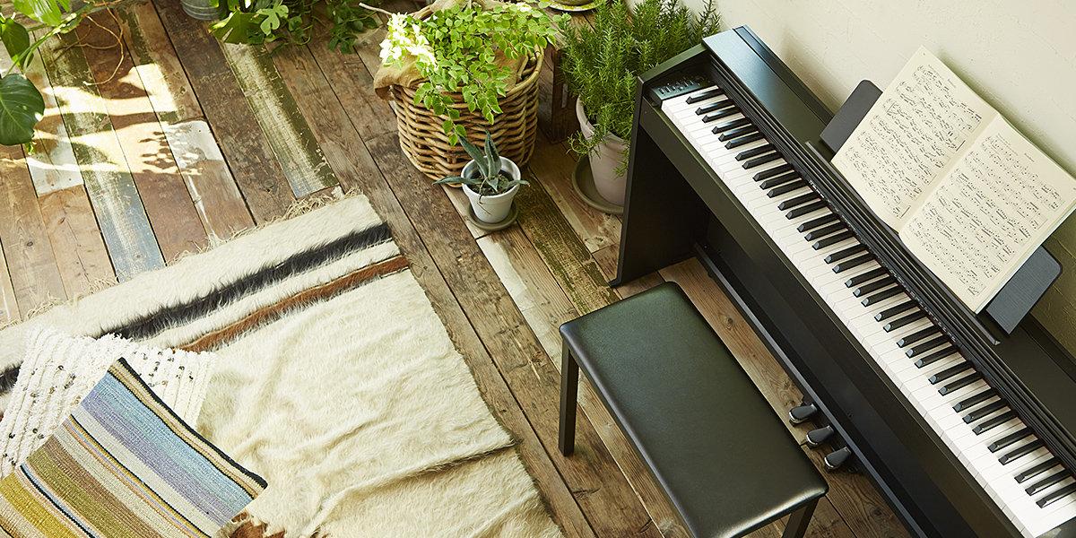 CASIO PRIVIA PX-870 DIGITAL PIANO - BLACK