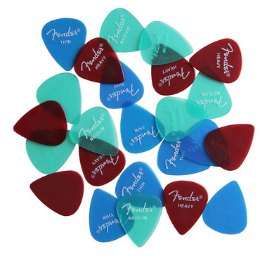 Guitar Picks - Gifts for Guitarists