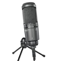 AT2020USB+ USB Microphone