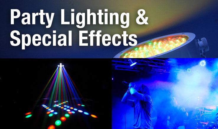 Chauvet Party Lighting u0026 Special Effects  sc 1 st  Austin Bazaar & Upgrade Your Party with Chauvet Lighting u0026 Effects! - Austin Bazaar ...