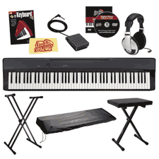 Casio PX160 Piano Bundles
