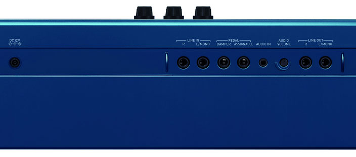 PX-560 Inputs and Outputs