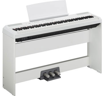 new yamaha p115 and p45 pianos updates to p105 p35 austin bazaar music. Black Bedroom Furniture Sets. Home Design Ideas