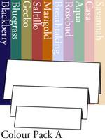 Tri-Fold Centre - Colour Pack A