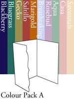Bracket Invitation - Colour Pack A