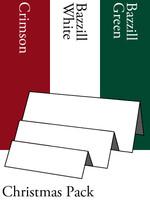 Tri-Fold Right - Christmas