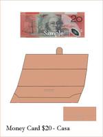 Money Card - Casa 10pk ($20)