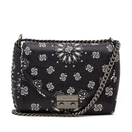PALOMA LEATHER CROSS BODY BAG