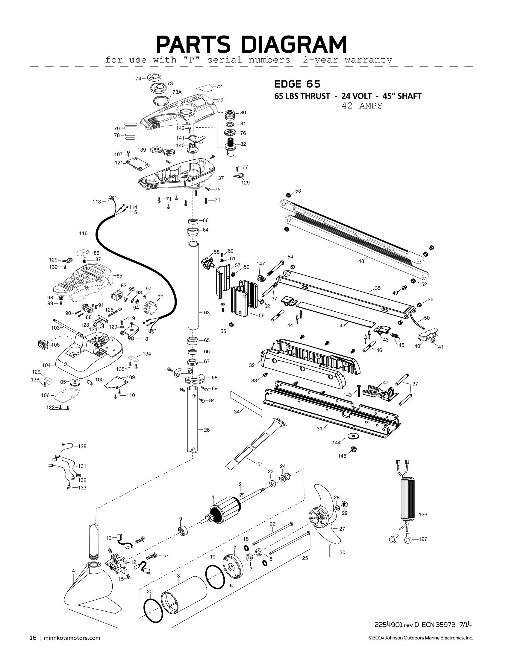 minn kota maxxum 74 manual