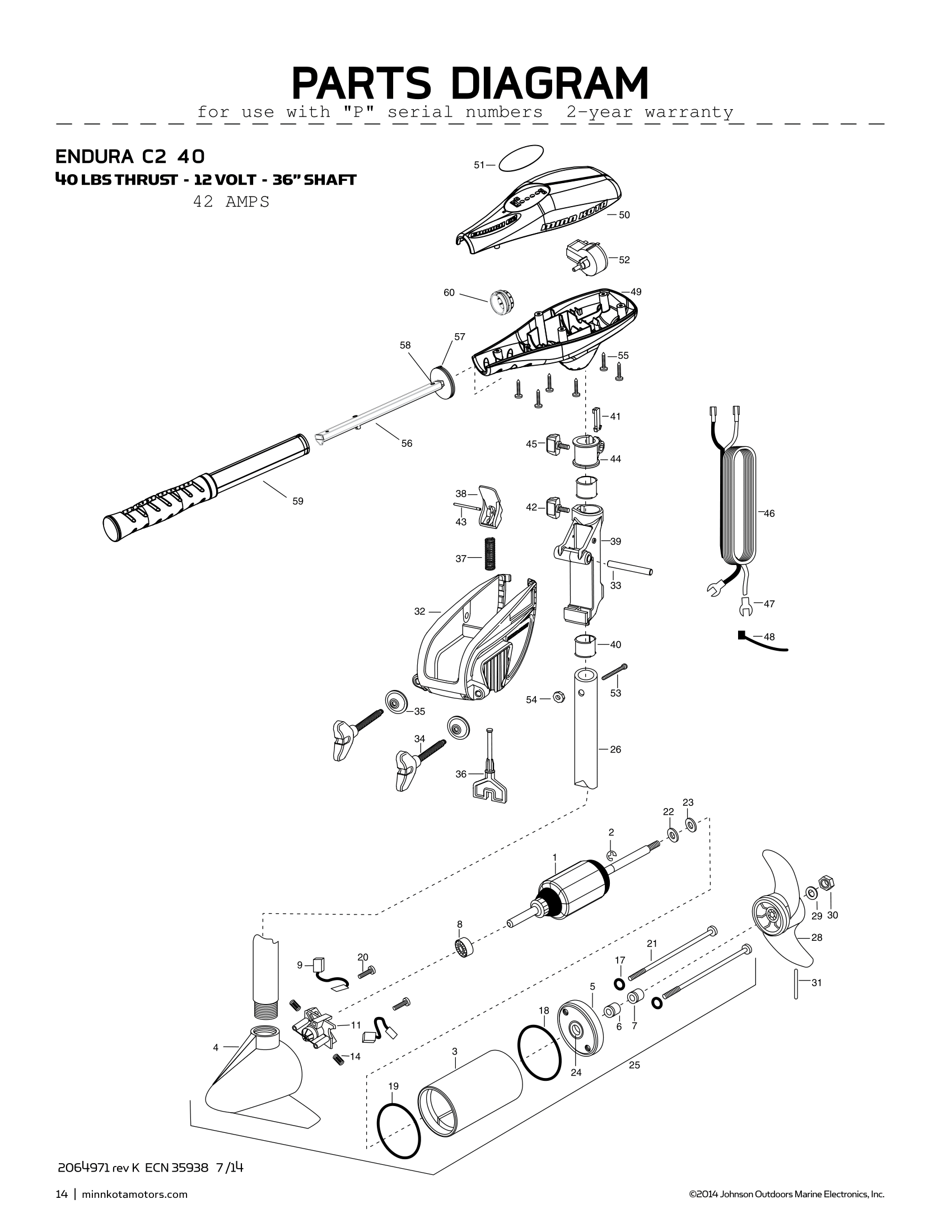 Minn Kota Endura 30 Parts Diagram ~ Wiring Diagram Portal ~ \u2022 Minn  Kota Turbo 65 Parts Minn Kota Talon Parts Diagram