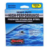 Scotty High Performance Premium Stainless Steel Downrigger Cable